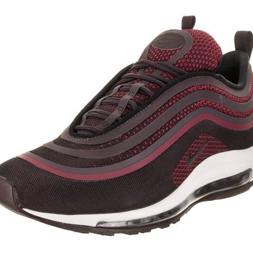 NIKE Air Max 97 Ultra 2017 Lifestyle Fashion Sneakers Noble Red/Port Wine New 918356-600