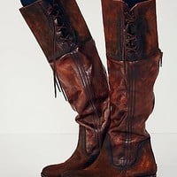 Freebird by Steven Womens Shoreworn Tall Boot - Rust