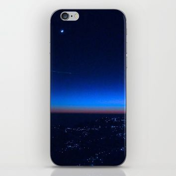 shimla dusk iPhone & iPod Skin by letgofyourcolours