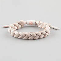Rastaclat Wednesday Shoelace Bracelet Off White One Size For Men 25185516401