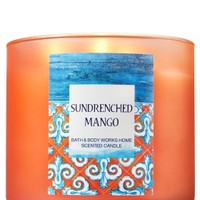 3-Wick Candle Sundrenched Mango