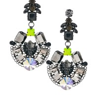 ASOS Premium Lion Power Earrings