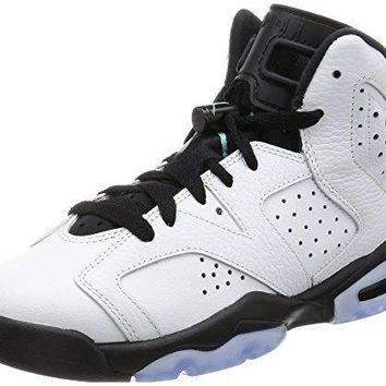 Nike Jordan Kids Air Jordan 6 Retro BG Basketball Shoe Air Jordan Air Jordan