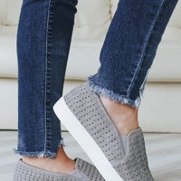Skylar Sneakers - Grey