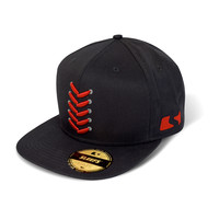 Baseball Lace black Adjustable Hat