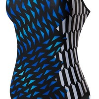 Women's Cobra Kai Diamondfit Swimsuit - Competition - Swimwear - Womens | TYR