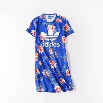 shosouvenir: Adidas£º Fashion casual lady dress