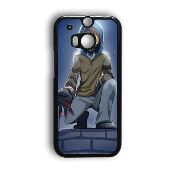 Creepypasta Ticci Toby HTC One M9 Case