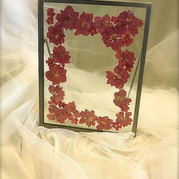 Best Pressed Flower Frame Products On Wanelo