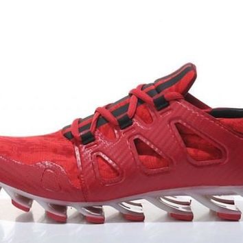 Adidas Springblade Ignite. Red Men's Gym Shoes