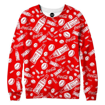 Coca Cola Love Sweatshirt