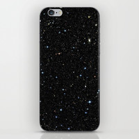 Starry Night iPhone & iPod Skin by Amy McCuiston