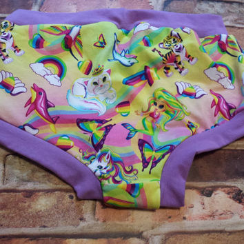 XS-XXL Frankly Adorable Scrundlewear -handmade womens underwear - custom underwear - cotton panties - cotton