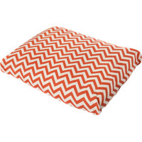 OC Fun Saks Chevron Dog Bed