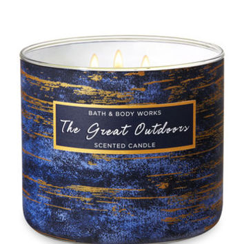THE GREAT OUTDOORS3-Wick Candle