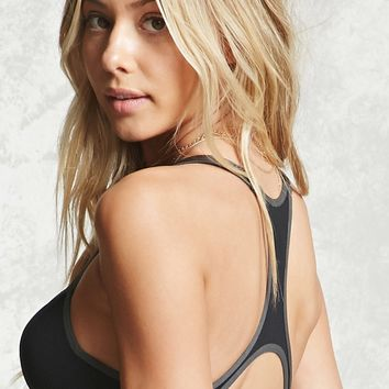 Racerback Push-Up Bra