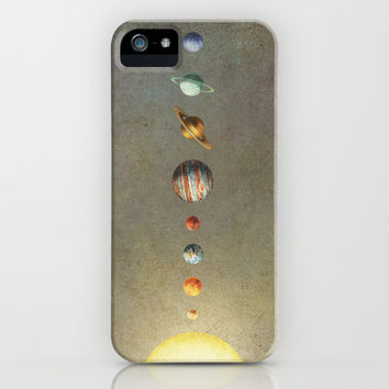 The Solar System iPhone & iPod Case by Terry Fan