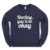 Hold On 'Til May - PIERCE THE VEIL-Unisex Navy Sweatshirt
