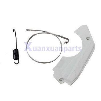 New Chain Brake Cover + Brake Band for STIHL 021 023 025 MS210 MS230 MS250