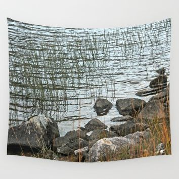 Moments in time Part II Wall Tapestry by anipani