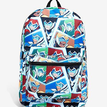 Voltron: Legendary Defender Paladins Backpack