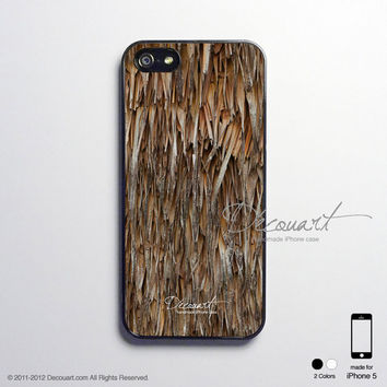 iPhone 5 case, iPhone 5 cover, case for iPhone 5, Distressed Wood pattern S443