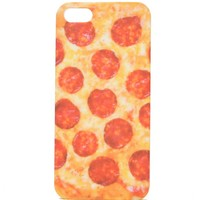 With Love From CA Pizza iPhone 5 Case - Womens Scarves - Multi - One