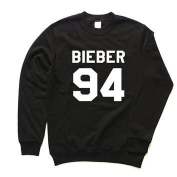 Harry Please SWEATER Girls BLACK Styles 94 One Justin Hipster direction bieber