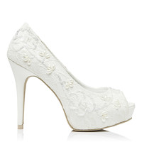Helena Plataforma Lace - Forever New