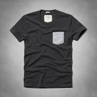 Haystack Mountain Pocket Tee