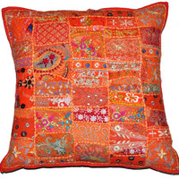 """20x20"""" Extra Large Decorative throw Pillows for couch, yoga pillows, meditation pillows, seating cushions, chair cushions, outdoor pillows"""