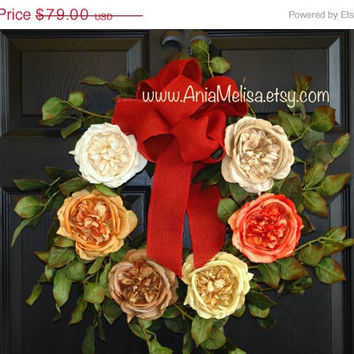 WREATHS ON SALE fall wreath autumn door wreaths autumn wreath fall door wreaths fall wreaths, fall decorations, welcome fall wreath