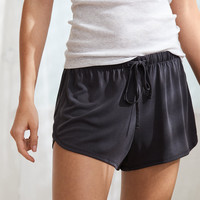 Aerie Softest® Tulip Short, True Black