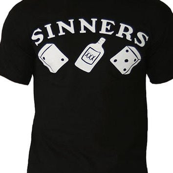 Cartel Ink Sinners Mens Tee