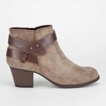 CITY CLASSIFIED Bevan Womens Booties | Boots & Booties