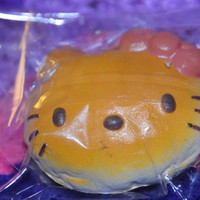 Kawaii Hello Kitty Rement Squishy Bread - Yummy Treats KeyChain Cellphone Charms