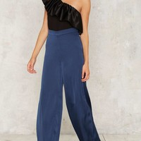 Rise to the Occasion One-Shoulder Top