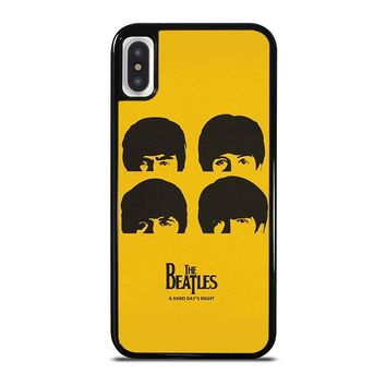 THE BEATLES 5 iPhone X Case Cover