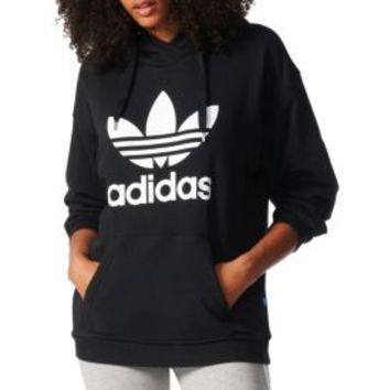adidas Originals Women's Trefoil Hoodie | DICK'S Sporting Goods