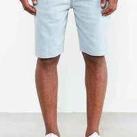 Standard Cloth Elastic Waist Denim Short