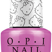 OPI Nail Lacquer - Super Cute in Pink 0.5 oz - #NLH87