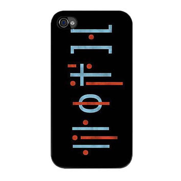 twenty one pilots tattoos iPhone 4 4s 5 5s 5c 6 6s plus cases