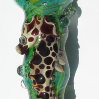 Glass pipe        Clown Rodeo
