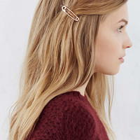 Safety Pin Bobby Pin Set - Urban Outfitters