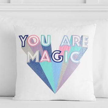 Bright Spirits You Are Magic Pillow Cover