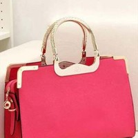 handbags - pink from myladies