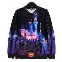 Unisex Sneak Sweater Snowwhite Disney Princess Sweatshirt T Shirts