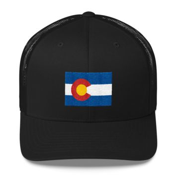 Colorado - State Flag Hat