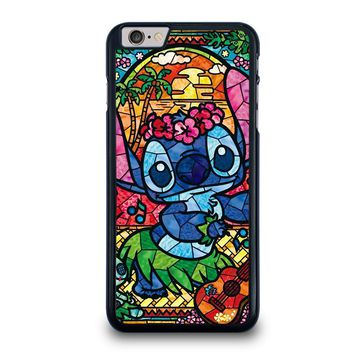 LILO & STITCH STAINED GLASS iPhone 6 / 6S Plus Case