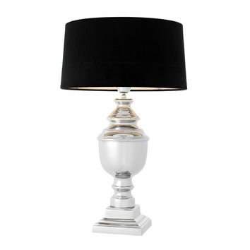 Silver Table Lamp | Eichholtz Trophy